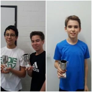 Staffelsieger 2014 der Schüler B