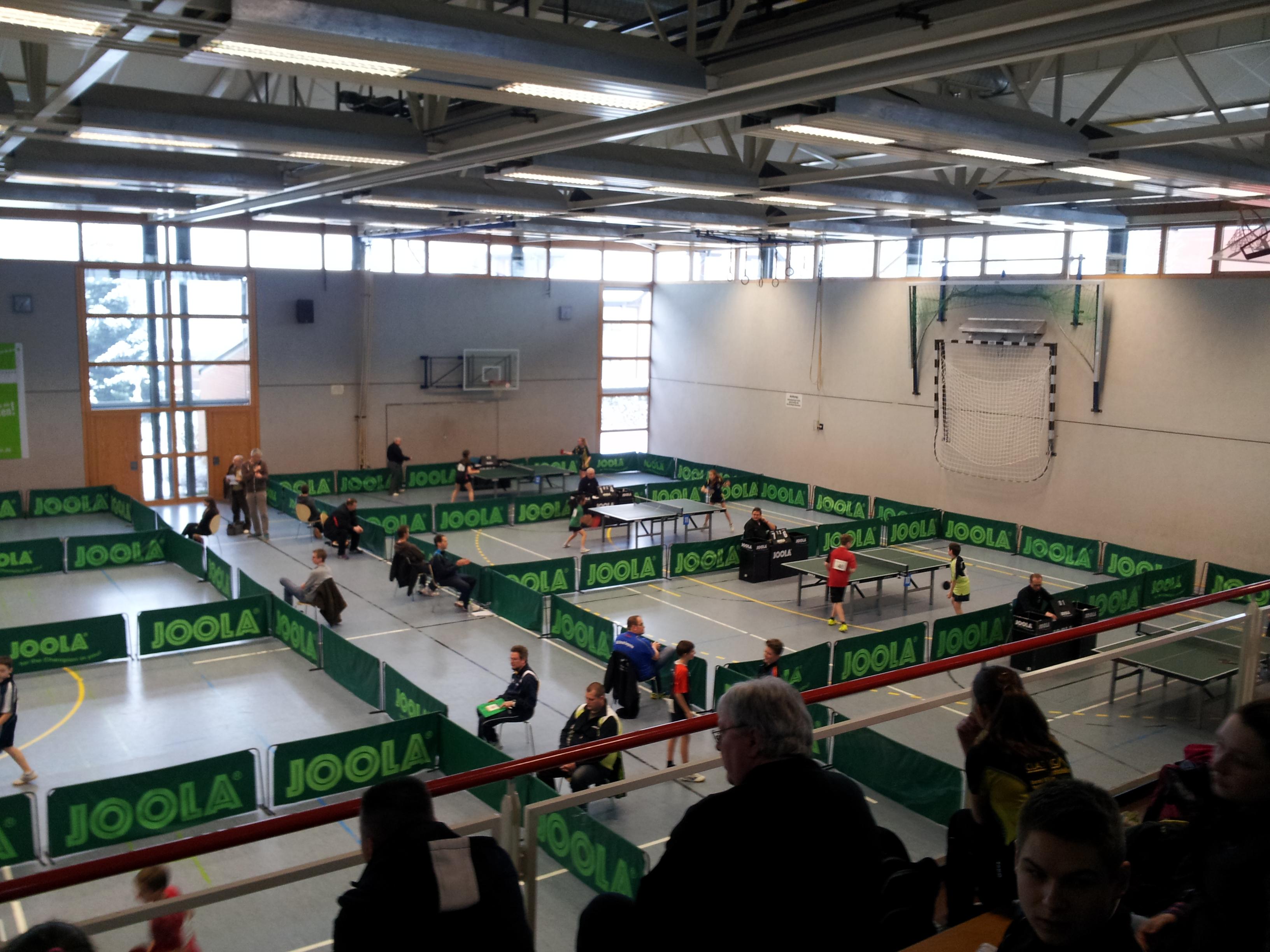 Niedersächsische Landesmeisterschaft 2015